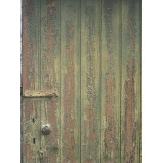Country Cottage Wooden Door