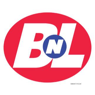 WALL-E BnL Buy N Large logo
