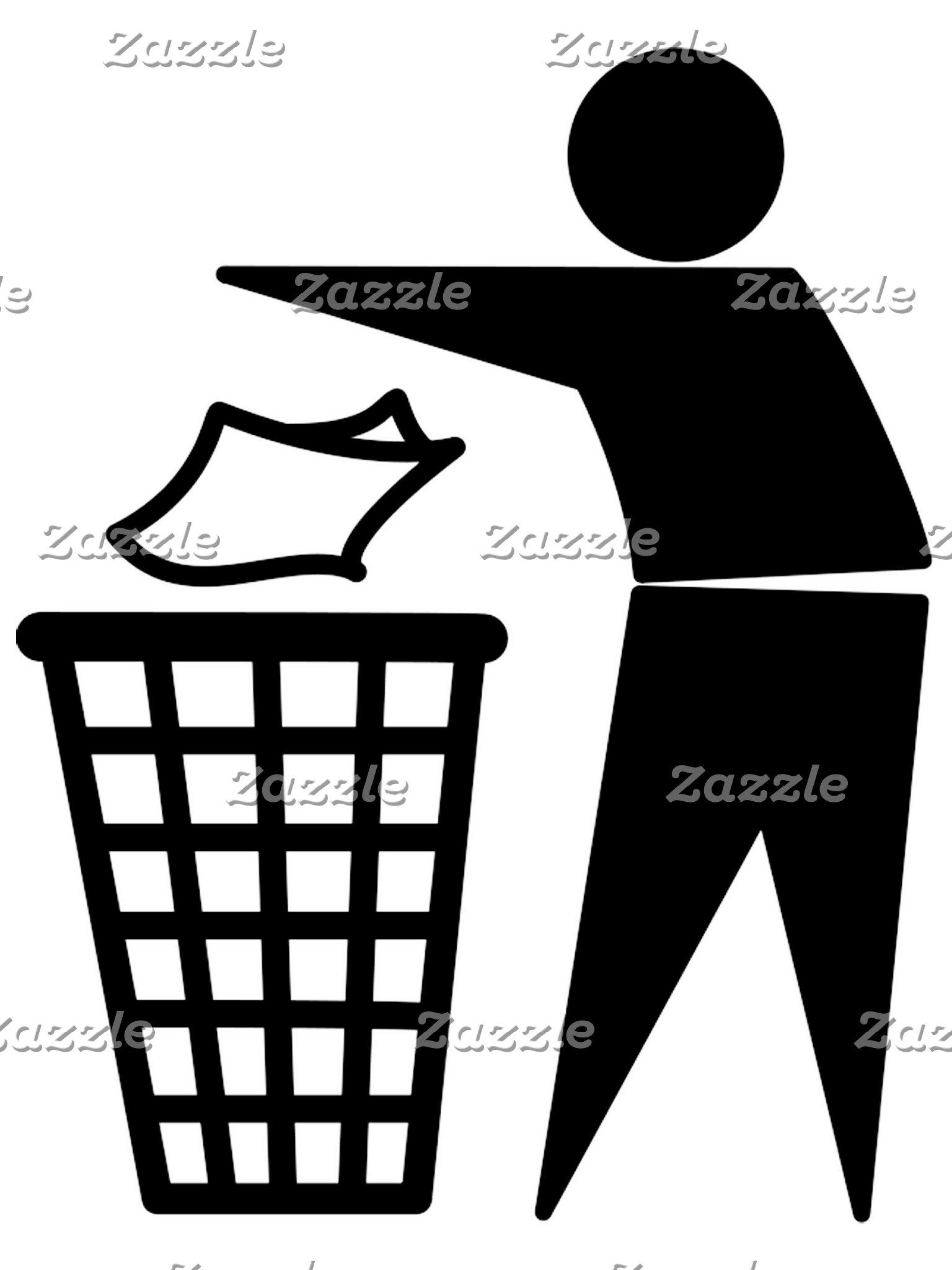 Trash Man Symbol