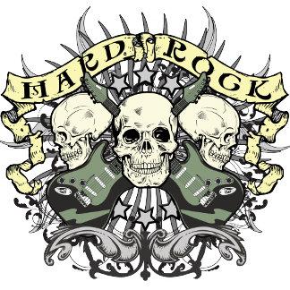 Hard Rock Skulls