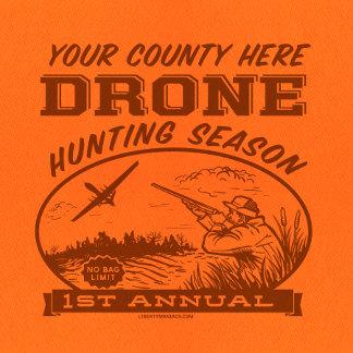 Drone Hunting Season