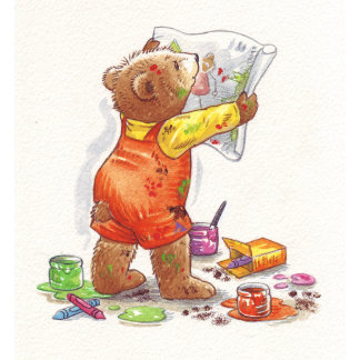Childrens Book Art