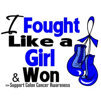 Colon Cancer I Fought Like a Girl and Won