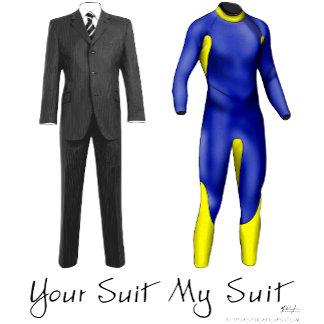 Your Suit / My Suit