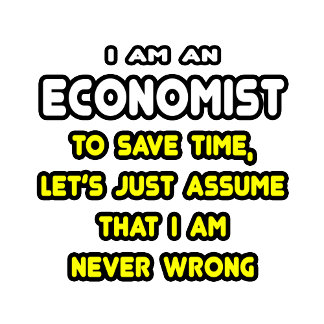 Funny Economist T-Shirts and Gifts