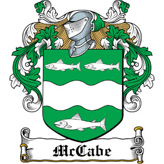 McCabe Coat of Arms