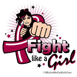 Animated Fight Like A Girl Multiple Myeloma
