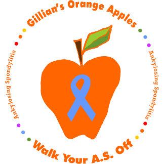 Gillian's Orange Apples
