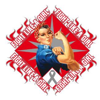 Brain Tumor Fight Rosie The Riveter
