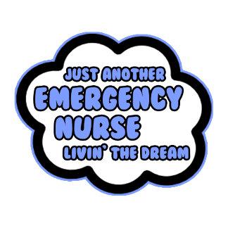 Emergency Nurse .. Livin' The Dream