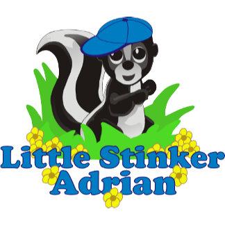 Little Stinker Adrian Personalized