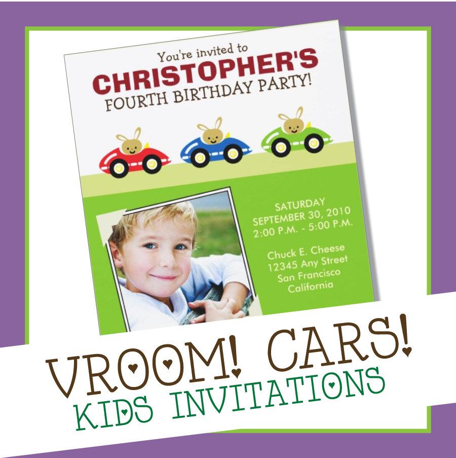 Vroom! Cars