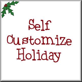 Customize Yourself