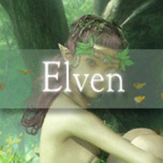 Elven Digital Art