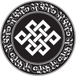 Buddhist Endless Knot
