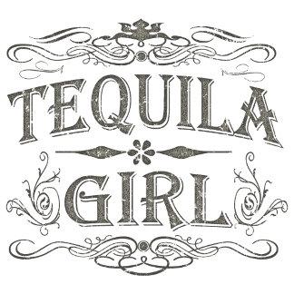 Vintage Tequila Girl