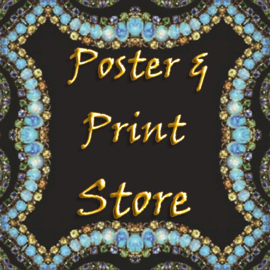 Poster & Print Store