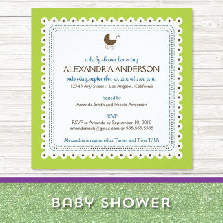 Baby ♥ Shower