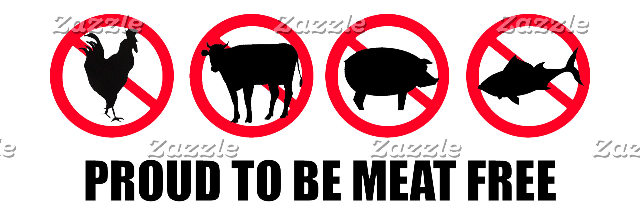 Proud To Be Meat Free
