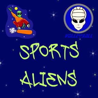 Sports Aliens