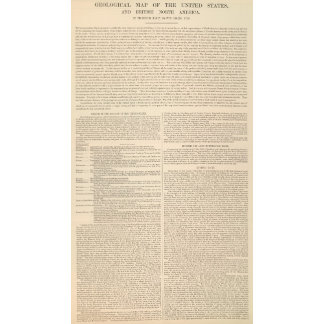 Geological Map of the United States 2