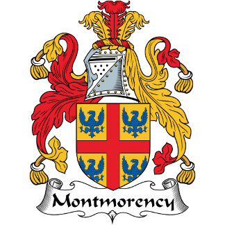 Montmorency Coat of Arms