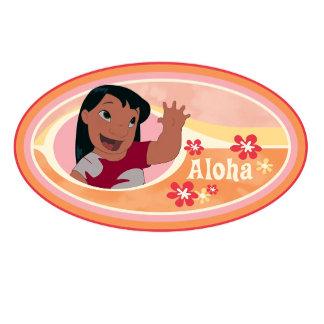 Lilo & Stitch Lilo Aloha design