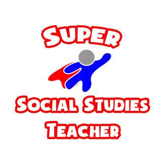 Super Social Studies Teacher