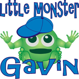 Little Monster Gavin