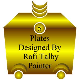 05 plates rafi talby