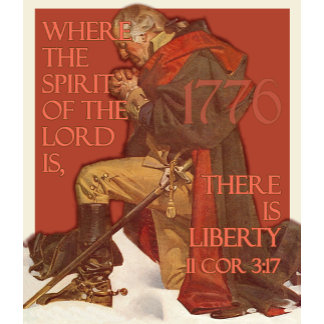 Washington- Liberty and the Spirit of the Lord