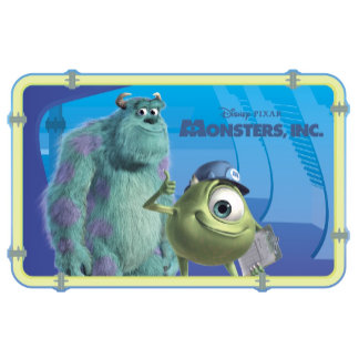 Monsters, Inc. Mike & Sulley with hard hat graphic