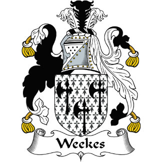 Weekes Family Crest