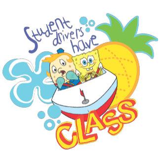 SpongeBob & Mrs. Puff Student Drivers Have Class