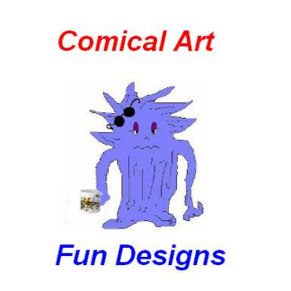 Comical Art Section