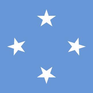 Micronesia High quality Flag