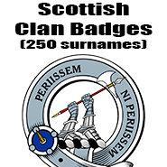 Scottish Clan Badges
