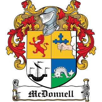 McDonnell Coat of Arms