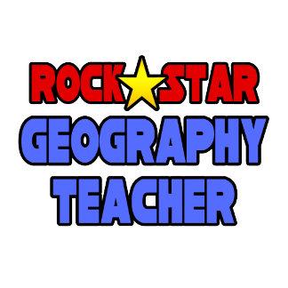 Rock Star Geography Teacher