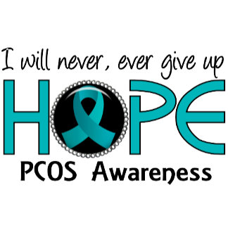 Never Give Up Hope 5 PCOS