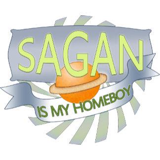 Sagan is my Homeboy