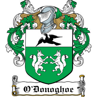 O'Donoghoe Coat of Arms