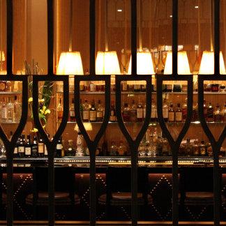 Empty Bar Room