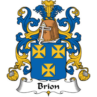 Brion Family Crest