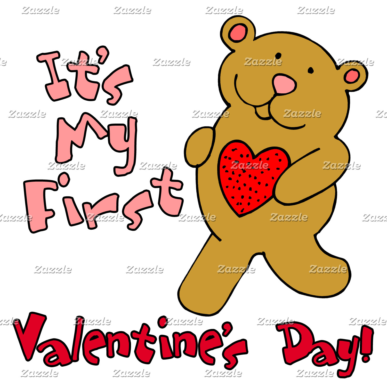 1st Valentine's Day Gifts
