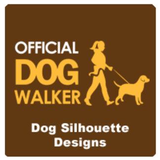 Dog Silhouette Designs