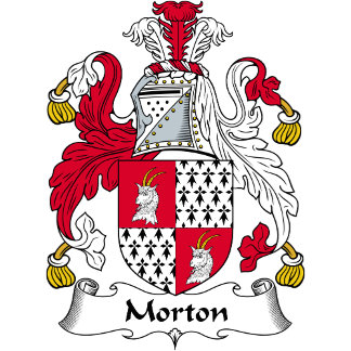 Morton Coat of Arms