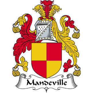 Mandeville Family Crest