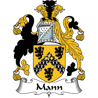 Mann Coat of Arms