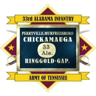 33rd Alabama Infantry